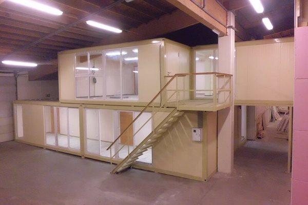 Модульные здания,  быстровозводимые модульные здания контейнерного типа