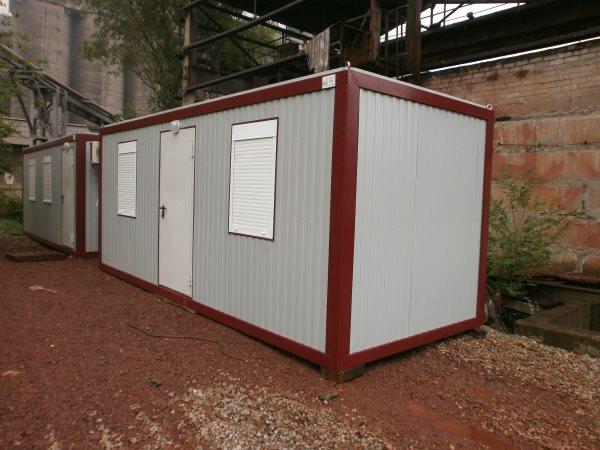 Модульный офис,  строительство и монтаж мобильных офисов