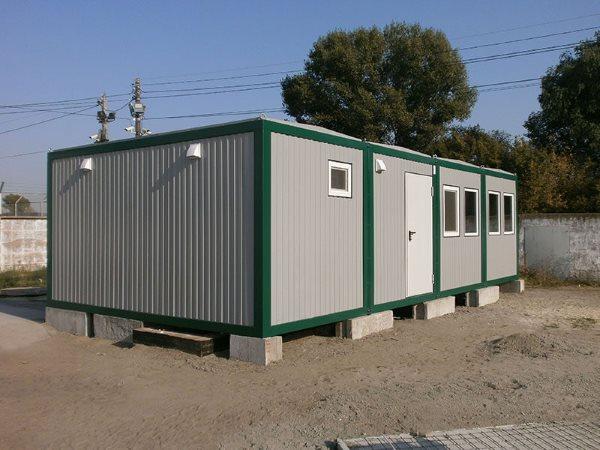 Мобильный офис,  быстровозводимые офисные здания