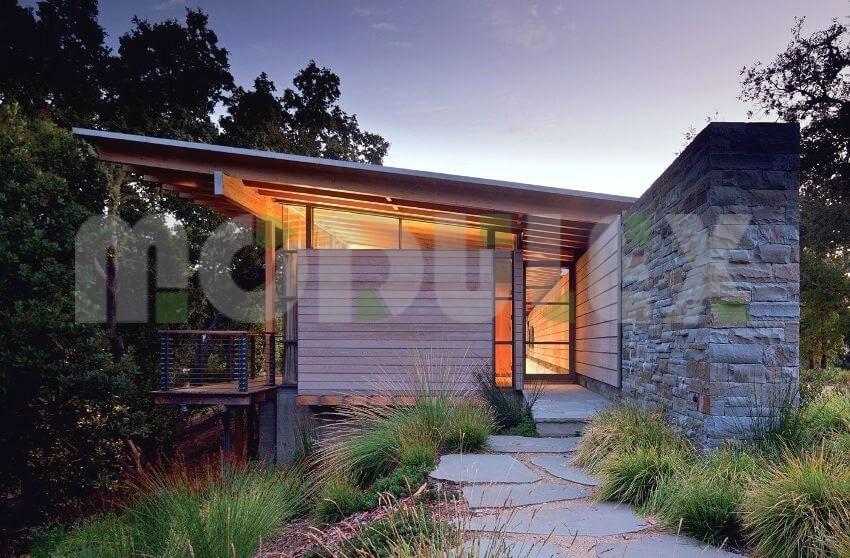 как выбрать крышу для частного дома