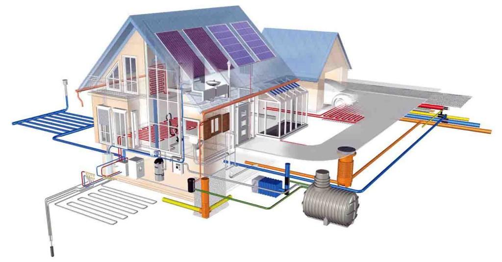 проектирование модульного дома