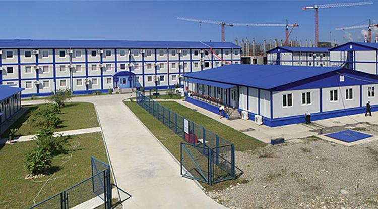 Модульные здания,  быстровозводимые здания