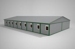 Модульные дома, мобильные дома из контейнеров