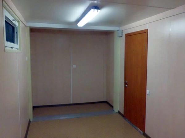 Административно бытовой комплекс под ключ