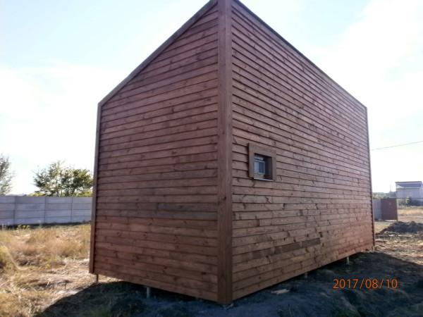 жилой модульный дом 23м2 - купить