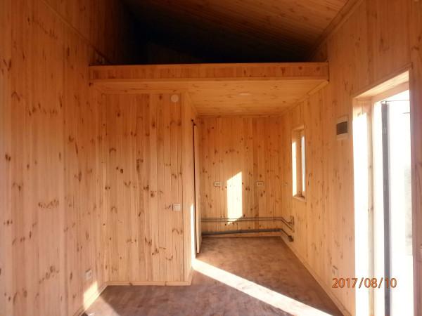 жилой модульный дом 23м2 - цена в Киеве