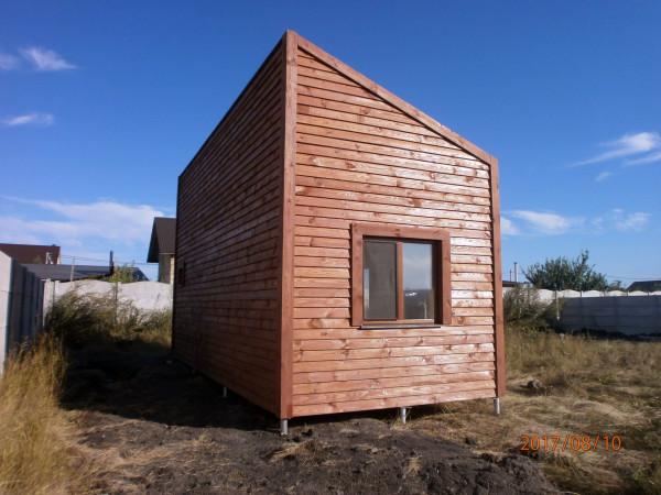 жилой модульный дом 23м2 - цена
