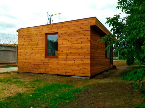 жилой модульный дом 40м2 - цена