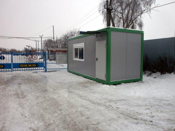 модульное здание - цена в Киеве