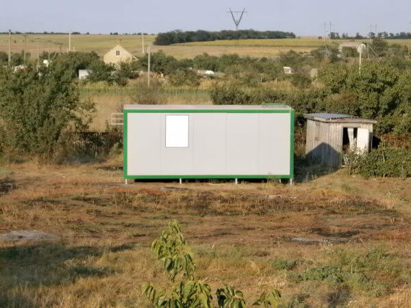 модульный дачный дом - купить в Киеве