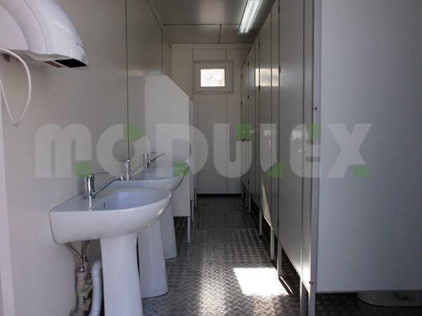 модульный туалет - купить в Киеве