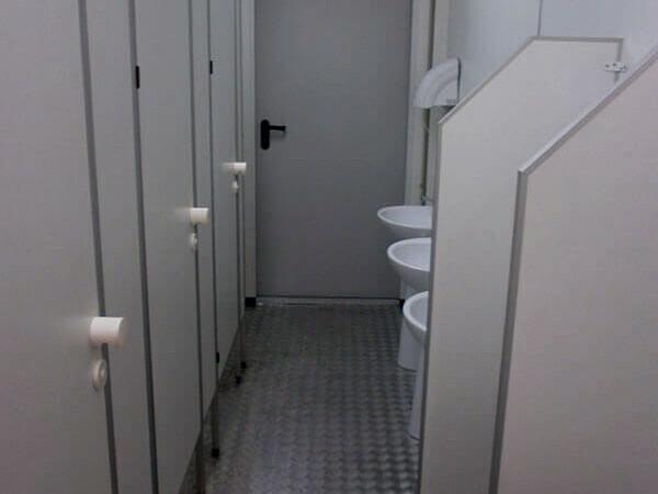 модульный туалет - цена в Днепре