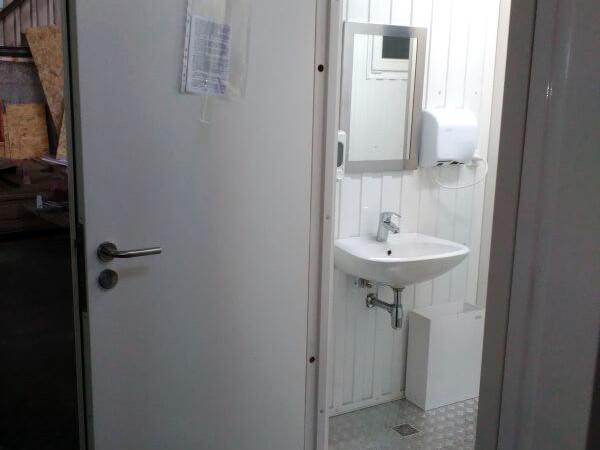 туалет модульный - Киев