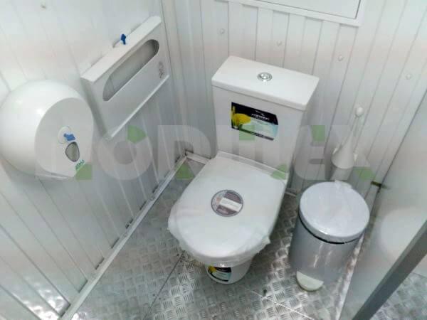 туалет модульный - купить в Днепре