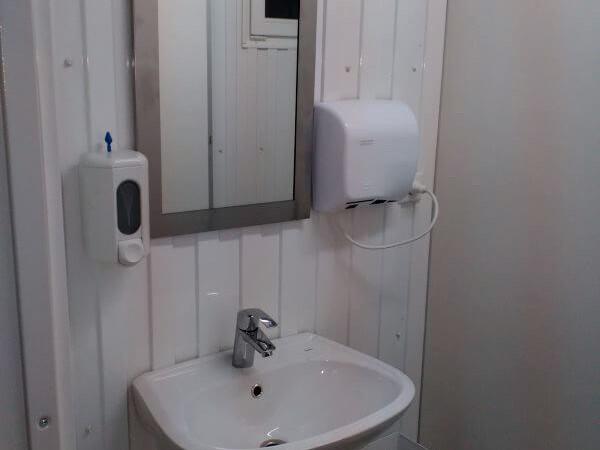 туалет модульный - цена в Днепре