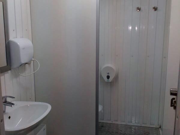 туалет модульный - цена в Киеве