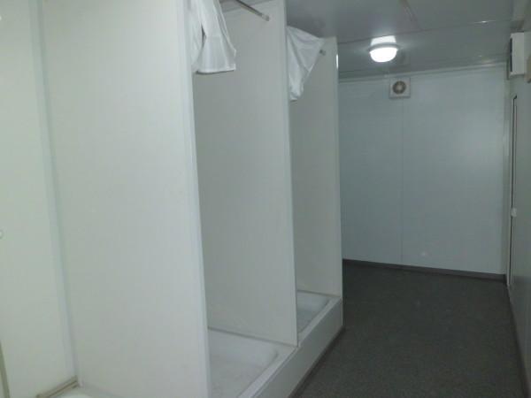 Санитарный модуль 15м2