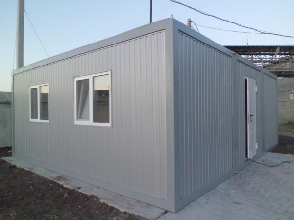 Модульный офис 45м2