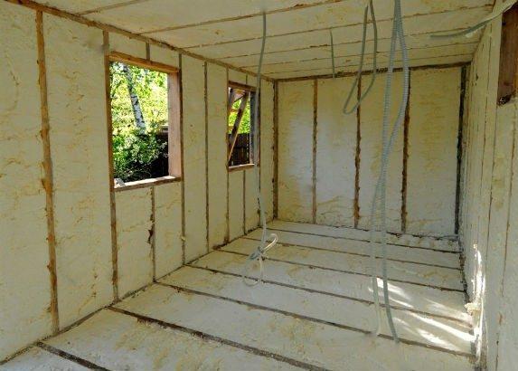 Особенности утепления жилых модульных домов